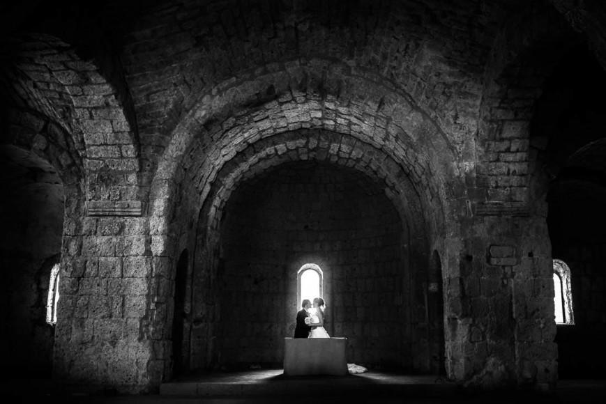 Foto matrimonio Castello di Vincigliata