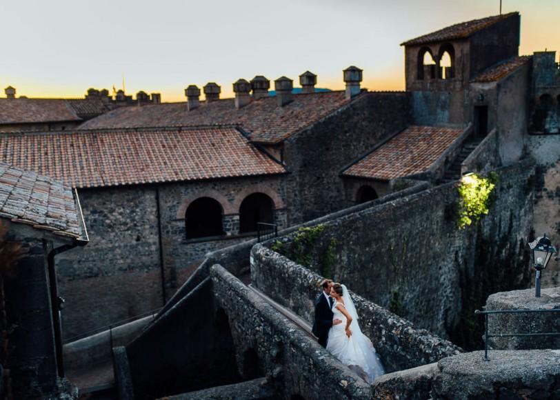 Foto matrimonio Castello di Montignano
