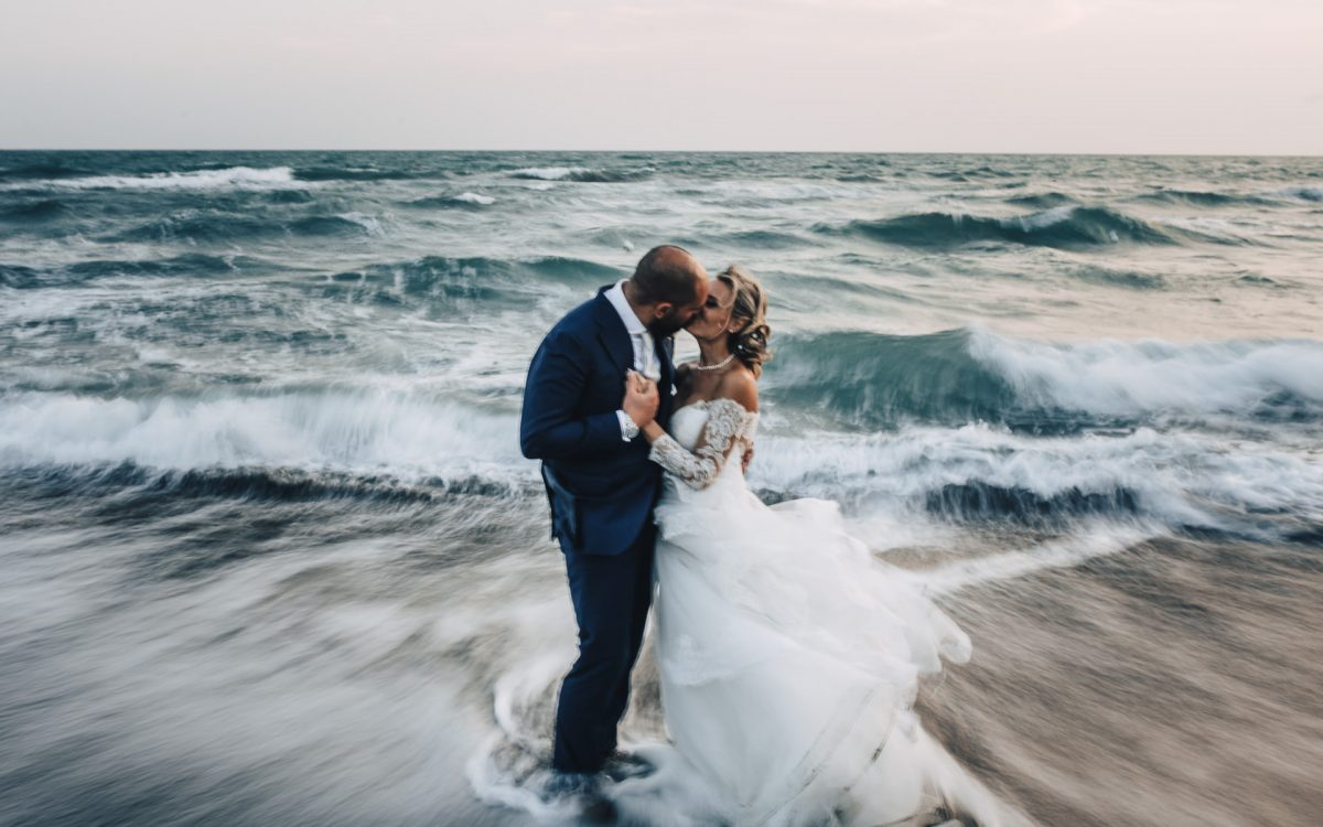 Matrimonio al mare in Toscana