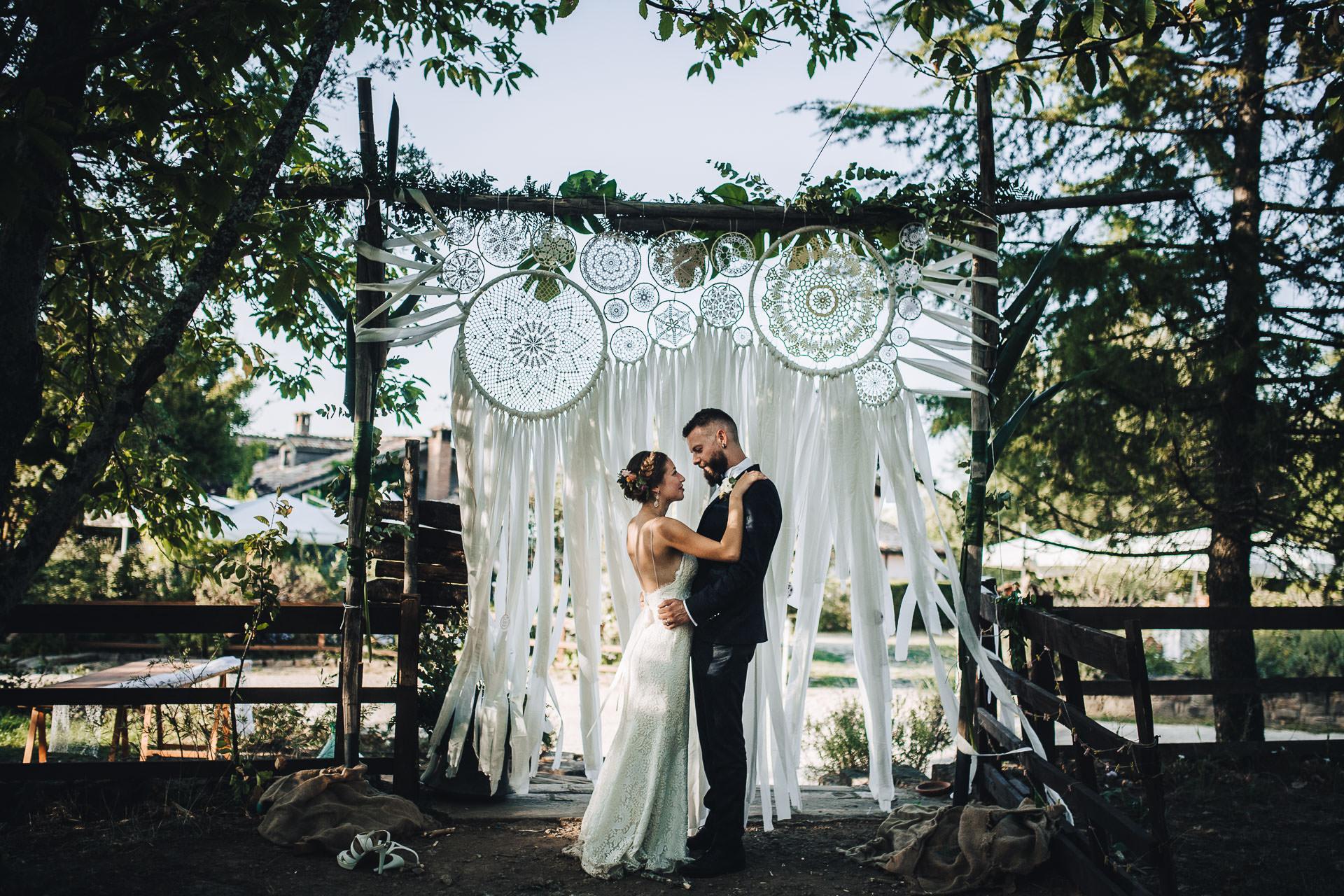 Matrimonio Nel Bosco Toscana : Matrimonio boho nel bosco u whitelife studio