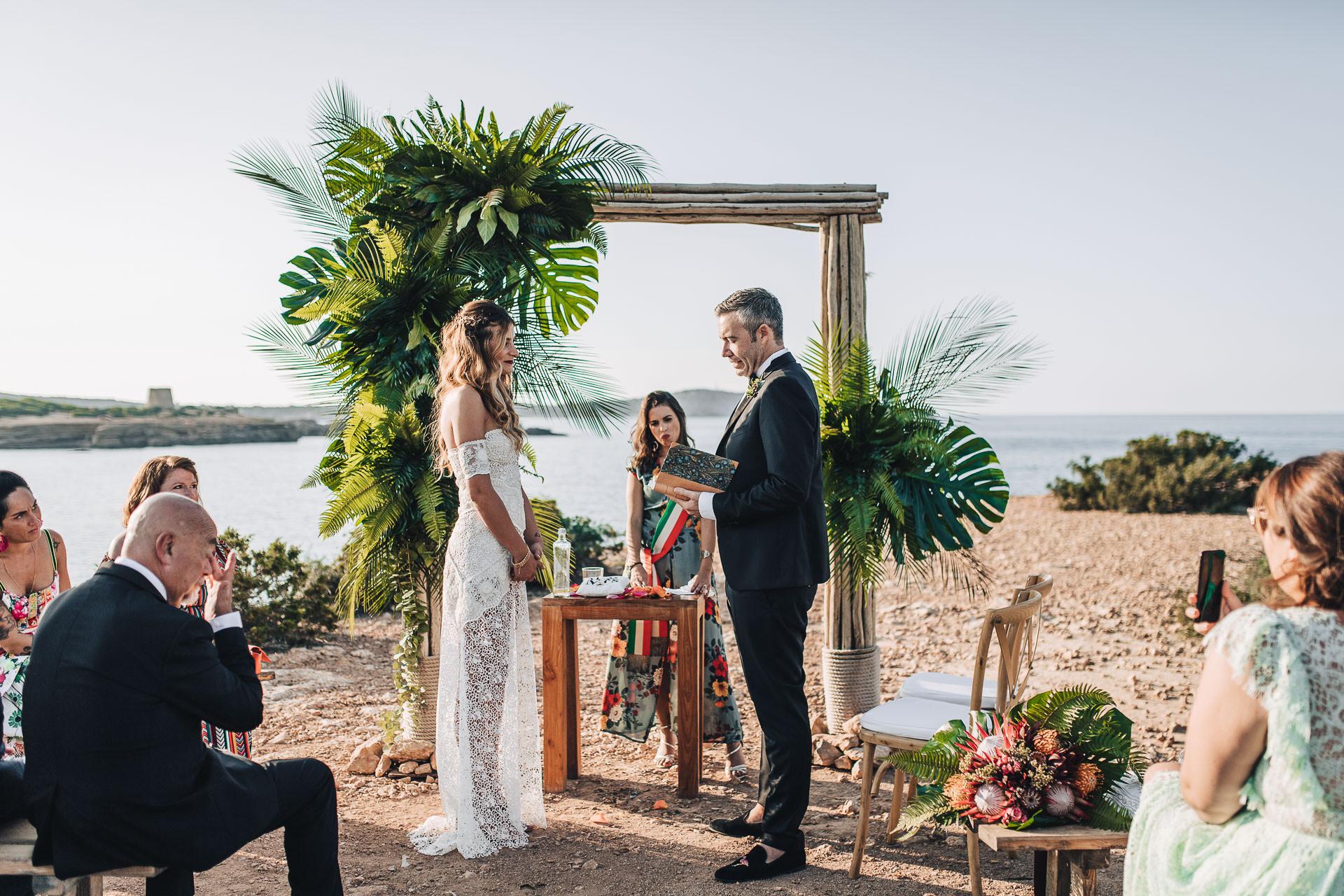 Matrimonio in Ibiza