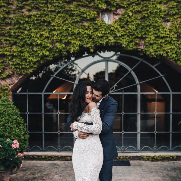 Intimate Wedding in Umbria