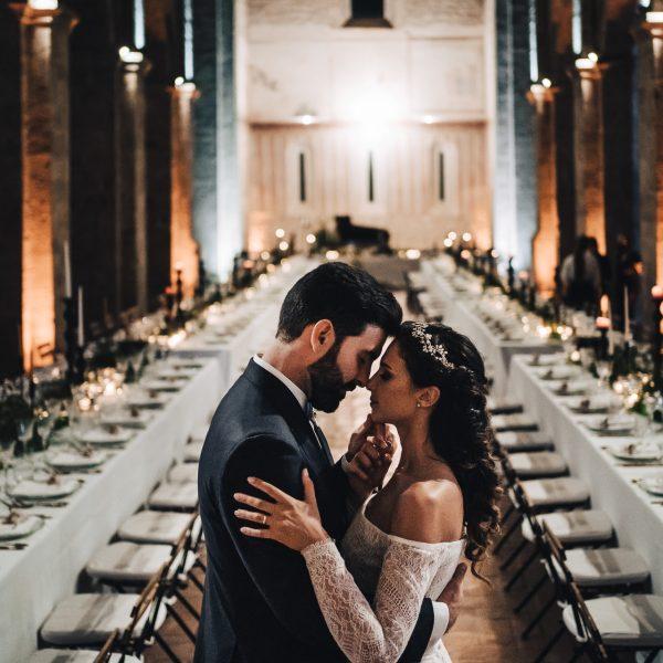 Matrimonio all'Abbazia di San Pastore