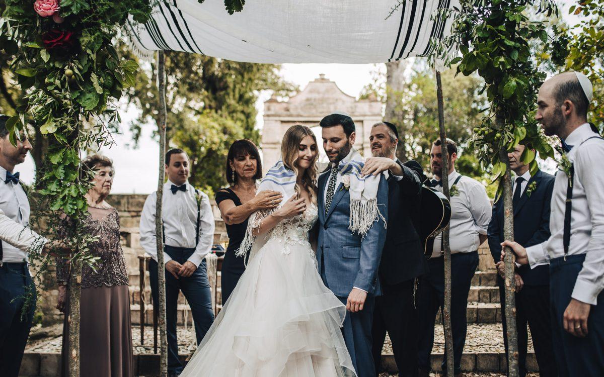 Matrimonio Ebraico in Umbria